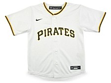 Pittsburgh Pirates Kids Official Blank Jersey