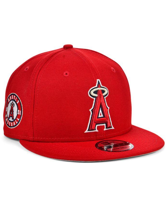 New Era Los Angeles Angels 2 Tone Link 9FIFTY Snapback Cap & Reviews - Sports Fan Shop By Lids - Men - Macy's