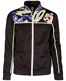 Big Girls Primrose Track Jacket, Created for Macy's