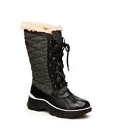 JBU Women's Lorina Mid-Calf Winter Boot