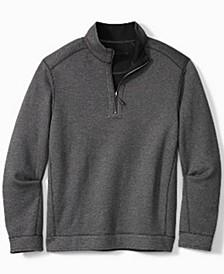 Men's Quarter-Zip Flip Shore Shirt