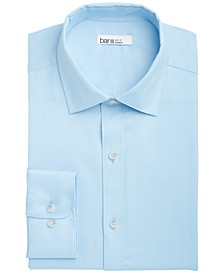 Men's Tonal Dobby Slim Fit Dress Shirt, Created for Macy's