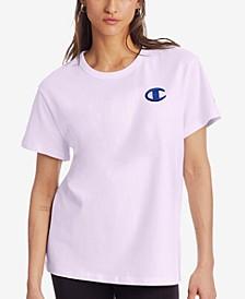 Women's The Boyfriend Cotton Logo T-Shirt