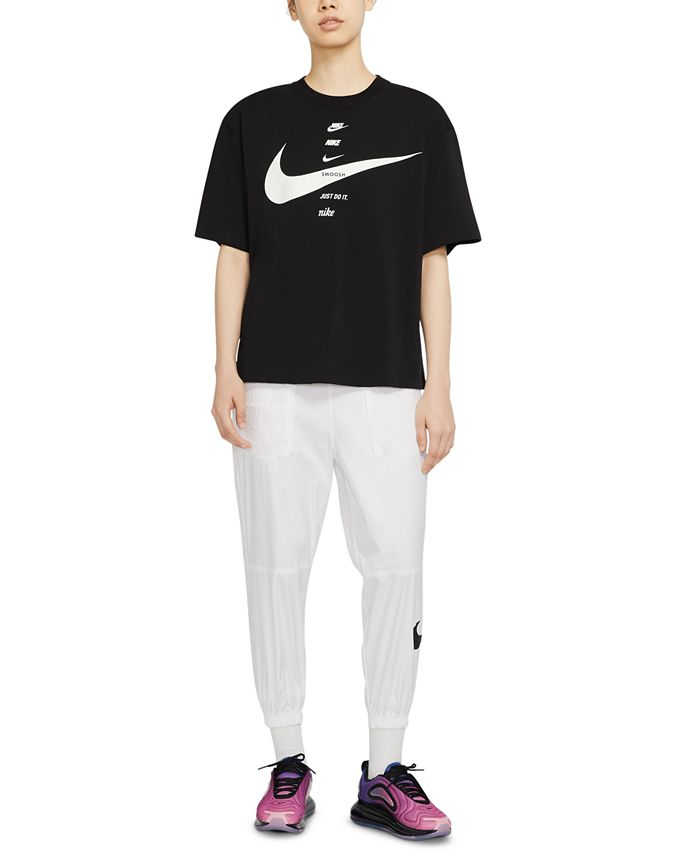 Nike - Sportswear Cotton Swoosh T-Shirt