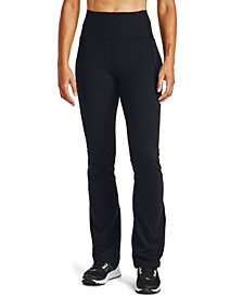 Women's Meridian High-Waist Bootcut Full Length Pants