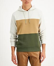 INC Men's Colorblocked Hoodie Sweatshirt, Created for Macy's