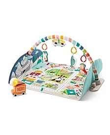 CLOSEOUT! Fisher-Price® Activity City Gym to Jumbo Play Mat™
