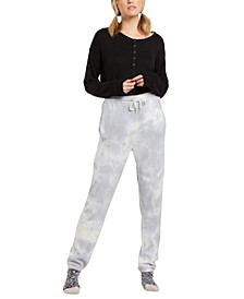 Juniors' Fleece Sweatpants