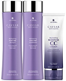 3-Pc. Caviar Anti-Aging Multiplying Volume Set