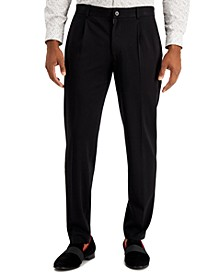 INC Men's Slim-Fit Dylan Pleated Trousers, Created for Macy's