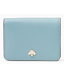 Nadine Slim Bifold Card Holder Wallet