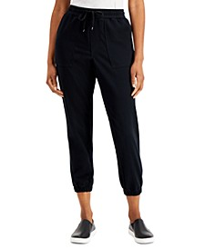Plus Size Utility Jogger Pants, Created for Macy's