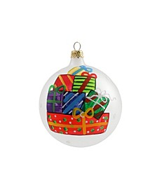 Ornaments Stacked Gifts Ornament