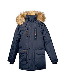 Boys Puffer Coat (44% OFF)-- Comparable Value $79-$89