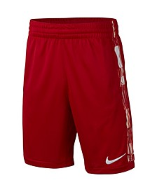 Big Boys Trophy Printed Training Shorts