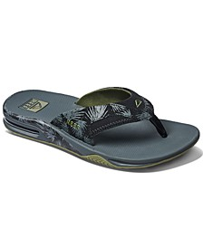 Men's Fanning Prints Sandals