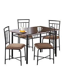Peronell 5-Piece Dining Set