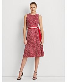 Print Jersey Dress