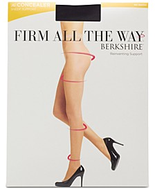 Shaping Firm All The Way Sheer Invisible Control Top Pantyhose 5052