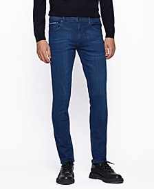 BOSS Men's Charleston4 Extra-Slim-Fit Jeans