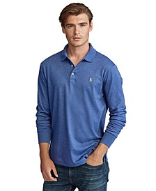 Men's Classic-Fit Soft Cotton Polo