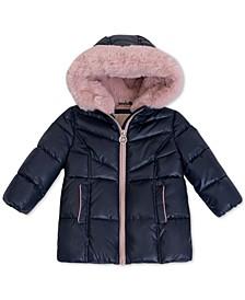 Baby Girls Stadium Jacket