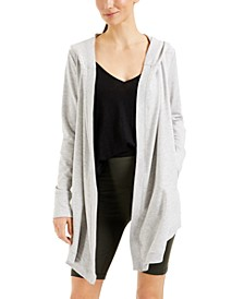 Open-Front Tulip-Hem Wrap, Created for Macy's