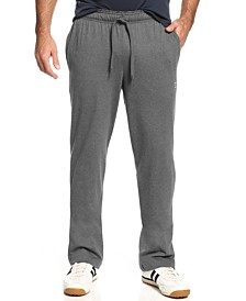 Champion Men's Jersey Open-Bottom Pants