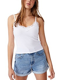Women's Loui Lace Cami Top