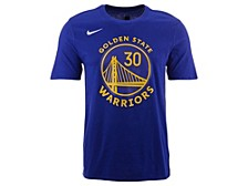 Golden State Warriors Stephen Curry Men's Icon Player T-Shirt
