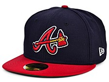 Atlanta Braves Cooperstown 59FIFTY Cap