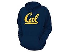 California Golden Bears Men's Screenprint Big Logo Hooded Sweatshirt