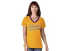 Women's Minnesota Vikings Opening Day T-Shirt