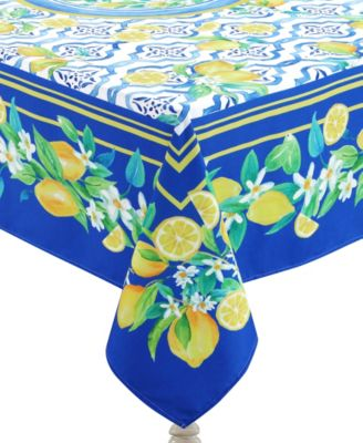 Lovely Lemons 70x120 Tablecloth