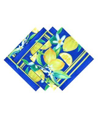 Lovely Lemons 20x20 Napkin