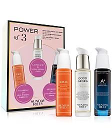 3-Pc. Power Of Three Set