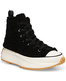 Women's Shaft Platform High-Top Sneakers