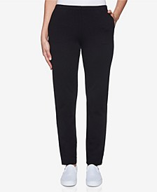 Plus Sizes Women's French Terry Pant