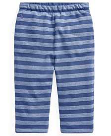Ralph Lauren Baby Boys Reversible Pull-On Pant