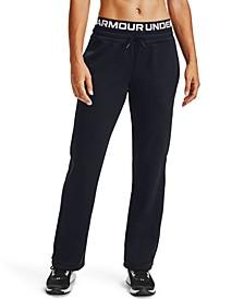 Women's Wordmark Pants