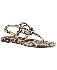 Women's Jeri Leather Sandals