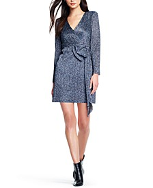 Sparkle-Knit Sheath Dress