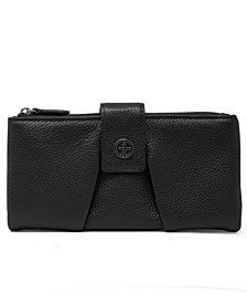 Softy Leather Heather Wallet, Created for Macy's