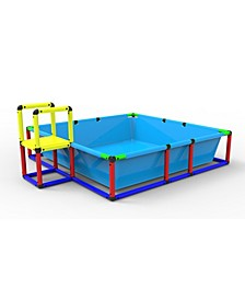Build 'N' Splash Buildable Swimming Pool
