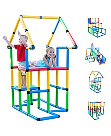 Create and Play Life Size Structures Deluxe Set, 296 Pieces
