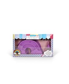Rainbow Cake Baking Set
