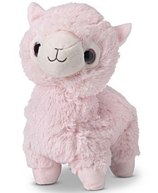 Pink Llama Microwavable Scented Plush
