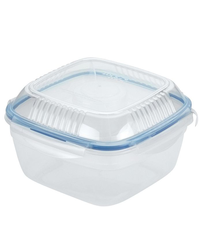 Lock n Lock - Easy Essentials On the Go Meals Salad Bowl with Tray, 54-Ounce