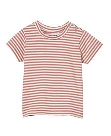 Baby Boys and Girls Jamie Short Sleeve T-shirt