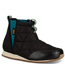 Teva Youth Ember Moc Mid Booties
